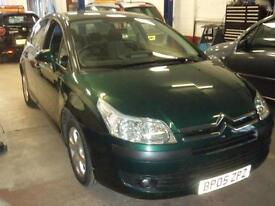 Citroen C4 1.6i 16v 110hp AUTOMATIC SX 3 MONTH WARRANTY FINANCE AVAILABLE