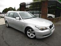2007 BMW 5 Series 3.0 530d SE Touring 5dr 1 OWNER EX POLICE FSH UNDER COVER CAR