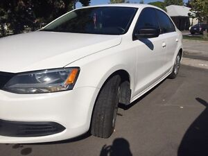 2013 VW Jetta Tredline 72k Km CLEAN & ACCIDENT FREE