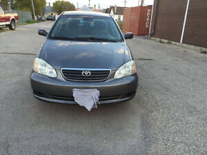 2007 Toyota Corolla CE Sedan(new safety)