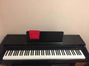 Lightly Used Crescendo Viscount Digital Piano