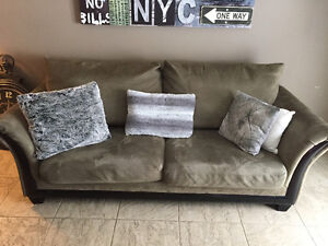 Couch and chair Great condition