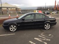 Jaguar x-type,2.0 diesel, excellent condition inside and out, £1299. Miles
