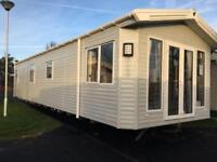 Static Caravan Nr Clacton-on-Sea Essex 2 Bedrooms 6 Berth Willerby Sheraton