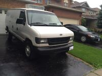 FORD E 350 7.3L REFRIGERATED