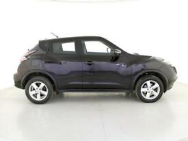 2014 NISSAN JUKE 1.5 dCi Visia 5dr SUV 5 Seats
