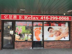 E Realx Body MassageEasy Life SPA 416-299-0066