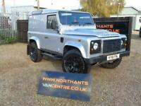 2011/61 Land Rover 90 Defender County 2.4TDi TWISTED P10 Performance Package