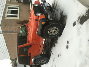 2006 Jeep TJ (2 door)