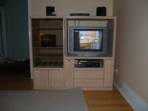 Television Wall unit - Price reduced