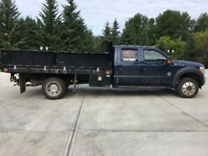 Ford F450 Lariat Crew Cab For Sale