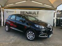 2014 Renault Captur RENAULT CAPTUR 0.9 TCE 90 Expression+ Energy 5dr SUV Petrol