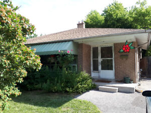 Beautiful Mississauga Semi-Detached Country Oasis