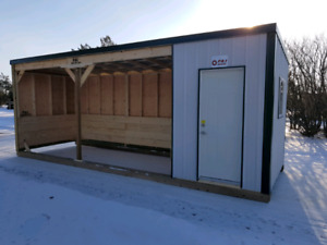 Horse Shelters- PLACE YOUR YEAR END ORDERS!