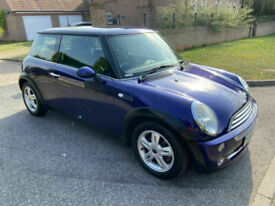 2006 MINI ONE LOVELY CAR NICE MILEAGE FULL S/HISTORY RUNS/DRIVES GREAT! BARGAIN