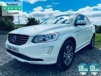 2014 Volvo XC60 2.0 D4 SE 5d 178 BHP Estate Diesel Manual