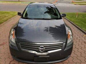 Nissan Altima 2008 with Summer & Winter Tires