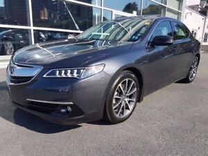 Acura TLX SH-AWD Elite Package 2016