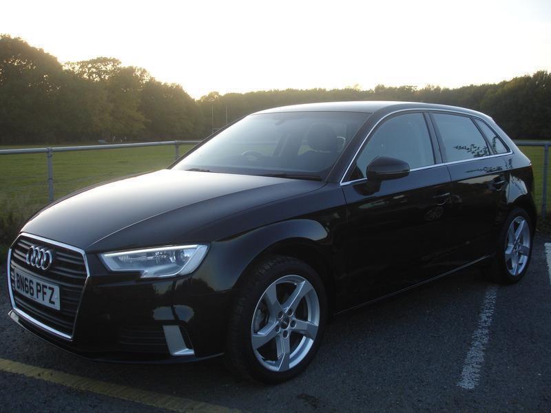 Audi A3 1.4 TFSI COD SPORT SPORTBACK 150PS