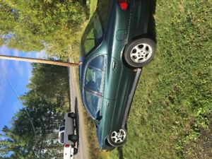 1999 Oldsmobile Intrigue Sedan