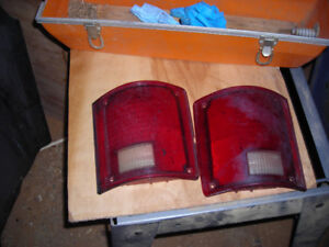 Tail Lights (1 pair) for 1983-1987 GM 1/2 ton
