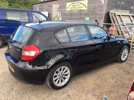 BMW 116i ES - Black