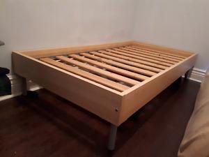 Twin IKEA kids bed frame