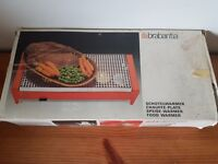 Retro Brabantia Table Top Food Warmer. In original box. Unused.