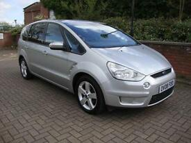 Ford S-MAX 2.0TDCi ( 130ps ) Titanium Automatic, 2008, 7 Seats, FSH