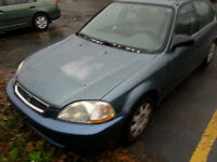 1998 Honda Civic Berline Nego