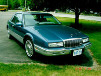 1991 Buick Riviera imported from USA.