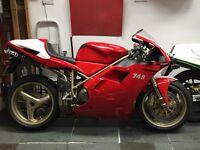 Ducati 748 for swaps