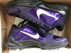 "Nike Zoom Kobe V  ""ink"" edition sneakers - brand new"