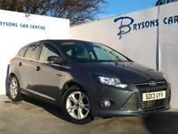 2013 13 Ford Focus 1.6 TI-VCT ( 105ps ) Zetec for sale in AYRSHIRE
