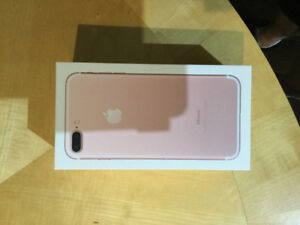 iPhone 7+ with 32GB