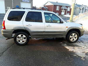 2002 Mazda Tribute Bicorps