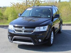 2017 DODGE JOURNEY GT with DVD!