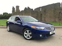 2009 Honda Accord 2.2 i-DTEC EX *TOP SPEC* SAT NAV REVERSE CAMERA LEATHER