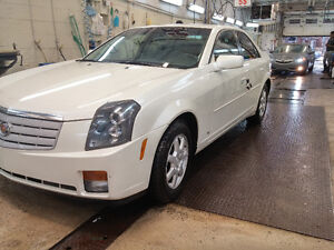 2006 Cadillac CTS Inspection Certificate