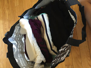 MOVING SALE!! Bag of women's BRAND NAME clothing size large