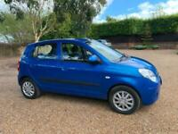 2009 Blue Kia Picanto 1.1 Chill - Part Exchange to Clear
