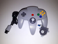 Nintendo 64 (N64) Controllers With New Thumbstick Ottawa Ottawa / Gatineau Area Preview