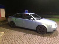 Audi A4 tdi spares or repairs