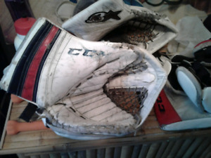 Used pro ohl gloves