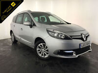 2015 RENAULT G SCENIC D-QUE TT ENERGY DCI 7 SEAT 1 OWNER SERVICE HISTORY FINANCE