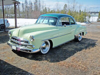 1952 CHEVY DELUXE COUPE