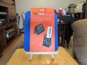 Fire HD 8 Case , Exact [PRO Series] Professional Slim-Fit PU