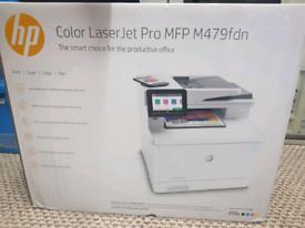 HP Color LaserJet Pro MFP M479fdn All-in-One 28ppm Laser Printer Copy