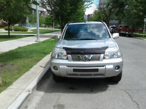 2006 Nissan X-Trail, original owner, 145500km service records