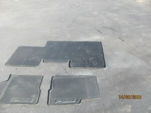 LOTS OF ROCKS AND ROCKS--FORD MATS FROM F150